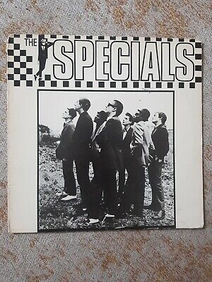 Specials Lp USA Import On Chrysalis Not Two Tone Madness Ska Mod The Beat  • 5.99£