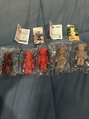 $45 • Buy Bearbrick Jellybeans And Thermos Series 2, 3, 4, 5, And 9