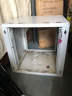 19 Inch Metal  Rack Cabinet Studio Or Install Use I Need The Space! • 0.01£