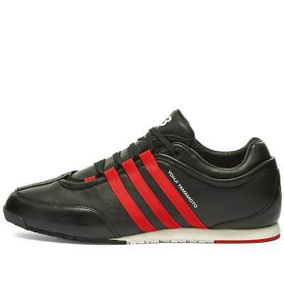 Adidas Y-3 Boxing In Black And Red Men's Trainers • 269.99£
