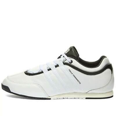 Adidas Y-3 Boxing In White And Black Men's Trainers • 299.99£