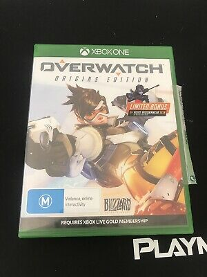 AU10 • Buy Overwatch Legendary Edition - Xbox One - Brand New