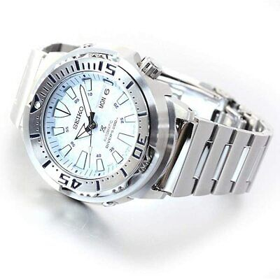 $ CDN762.57 • Buy SEIKO Prospex Baby Tuna Monster Diver Scuba SBDY053 200M Ice Blue 4R36 Watch