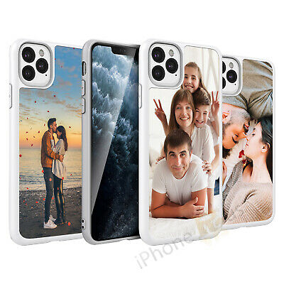 Personalised Case Cover Custom Printed Photo Picture Image Phone Skin • 5.90£