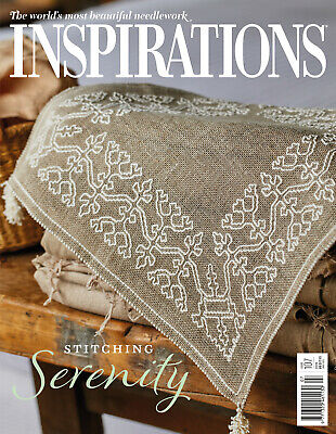 £8.95 • Buy Classic Inspirations Embroidery Magazine - Issue #107 (July'20) Inc P&P