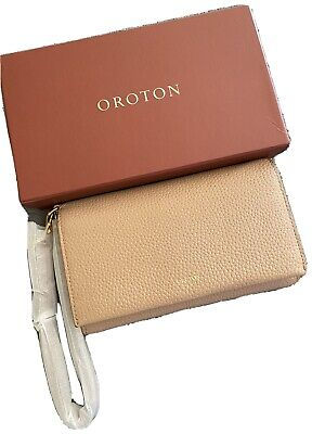 AU75 • Buy Oroton Large Wallet With Pouch BNWT Rrp $199