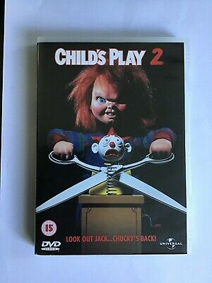 Childs Play 2 DVD • 5.99£