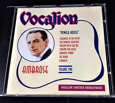 Ambrose - Volume Two: Power House (1998) CD • 7£