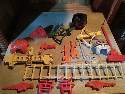 $22.38 • Buy Vintage Motu,masters Of The Universe Parts Lot Good Condition!!!