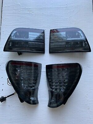 $175.95 • Buy NEW Spyder Auto BMW X5 2000-2006 LED Taillights With 2 Sonar SK-1620 Lights