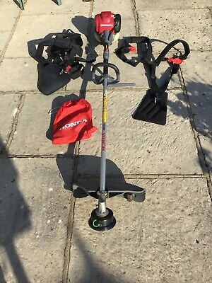 Honda UMK 435E,  4 Stroke Petrol Brushcutter/Strimmer With 2 Harnesses, Tool Bag • 200£