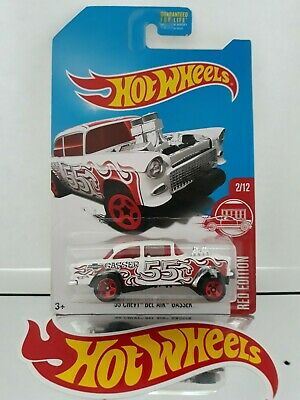 $15.50 • Buy Hot Wheels '55 Chevy Bel Air Gasser! Rare Target Special Edition
