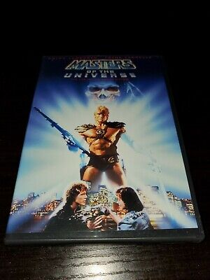 $14 • Buy Masters Of The Universe 1987 (DVD, 2009) Dolph Lundgren, Courtney Cox, OOP
