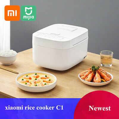 AU99 • Buy Xiaomi Mijia C1 Smart Multi Function 850W Electric Rice Cooker 4L Capacity 220V