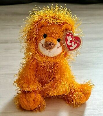 Ty Punkies, Kitty The Lion • 4£