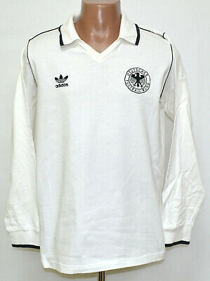 Germany National Team 1978 Home Football Shirt Adidas Originals Retro Replica • 69.99£