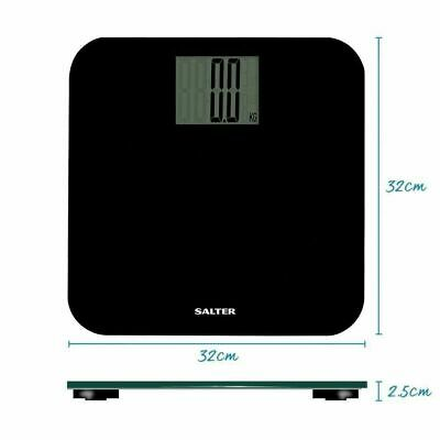 Salter 9049 Electronic Digital Bathroom Weighing Scales 250kg / 39st 6lb  • 23.85£