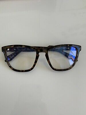 AU30 • Buy Quay Australia Blue Light Sunglass Hardwire In Tort Colour