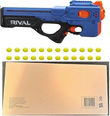 AU149 • Buy NERF Rival Charger MXX-1200 Motorized Blaster 12 Round Ages 14+ Toy Fire Fight