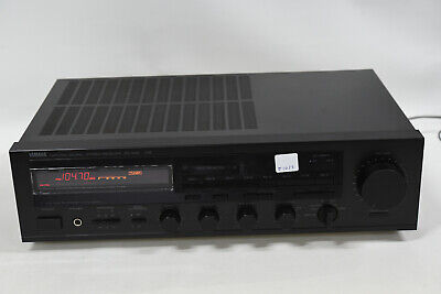 AU209.95 • Buy  Yamaha RX-530 AM/FM Stereo Receiver Amplifier - Made In Japan - Phono Input 50W
