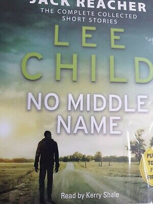 No Middle Name: The Complete Collected Jack Reacher Stories,  Audio  • 12.99£