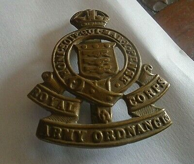 Royal Army Ordnance Corps Military Badge • 3£