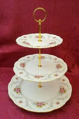 Royal Albert  Tranquility   XL Cake Stand ***PRICE REDUCED*** • 14.99£