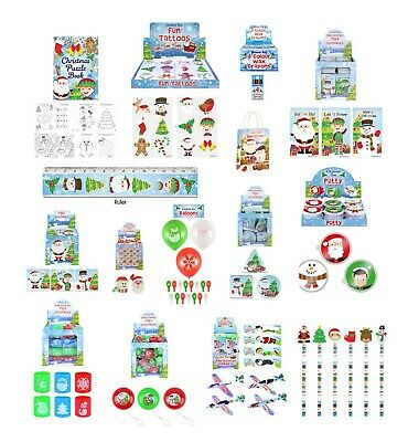 £1.25 • Buy Christmas Party Bag Fillers Christmas Eve Box Stocking Fillers Toys Buy3 Save10%