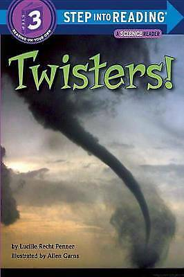 Twisters! (Step Into Reading), Good Books • 2.49£