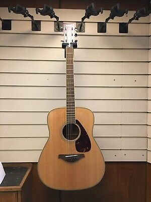 Yamaha FG-720S Natural Acoustic Guitar • 250£