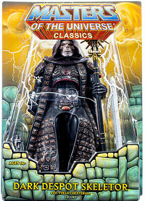 $75 • Buy MOTU Classics William Stout Dark Despot Skeletor Masters Of The Universe New Box