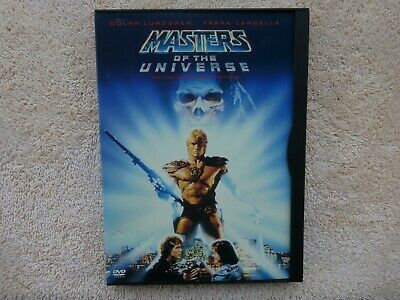 $16 • Buy Masters Of The Universe (DVD, 2001) - Widescreen - Nice