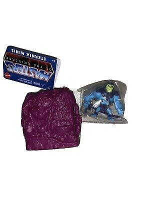 $0.99 • Buy MASTERS OF THE UNIVERSE Eternia Minis Skeletor SNAKE MOUNTAIN Wave 2