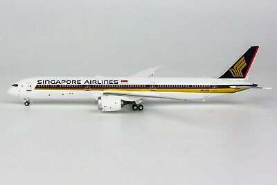 AU73.34 • Buy 1:400 NG Model Singapore Airlines 787-10 Dreamliner 9V-SCA 56007