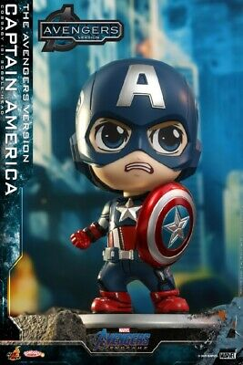 $ CDN37.97 • Buy Hot Toys HT COSB781 Captain America Avengers: Endgame COSBABY Collectible Dolls