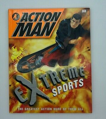 $ CDN6.95 • Buy GI Joe Action Man Extreme Sports And Annual 1998 Omega Mission Book