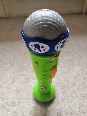 Leap Frog Green Learn & Groove English French Preschool Microphone Toy 24mths+  • 10.99£
