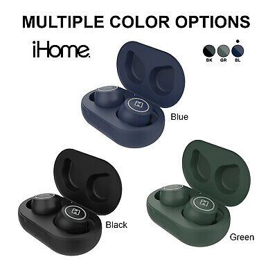 $ CDN38.05 • Buy Wireless Bluetooth Earbuds By IHome For Samsung, Android & Apple IPhone Headset