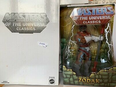 $77 • Buy Zodak, MOTUC, Masters Of The Universe Classics Brand New With Mailer Box