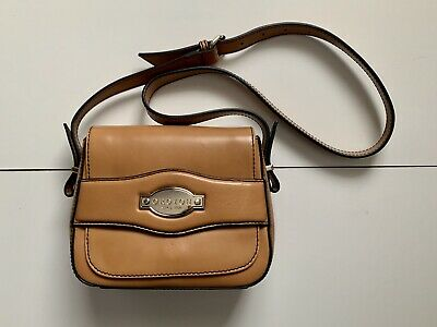 AU110 • Buy OROTON - Archive - Across Body Mini Bag - Leather - Tan - RRP$295