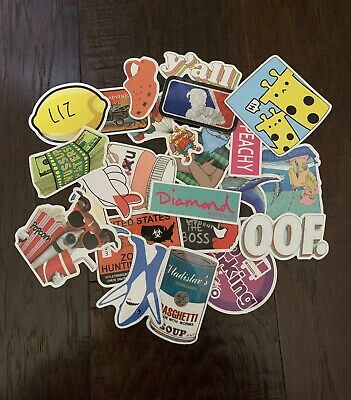 $5 • Buy Lot Of 20+ Stickers VSCO Hydroflask