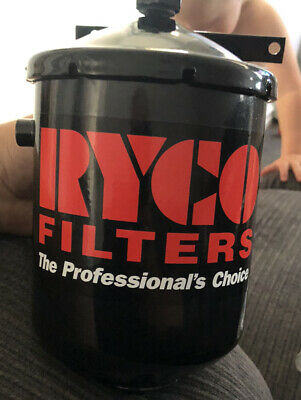 AU400 • Buy Holden Grey Motor Fx Fj External Oil Filter