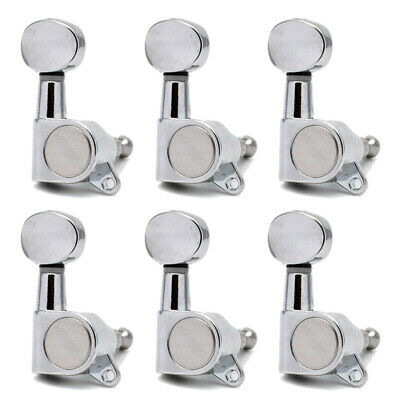 $ CDN15.14 • Buy For Fender Strat Electric Guitar Tuning Pegs Keys Tuners Machine Heads 6R Right