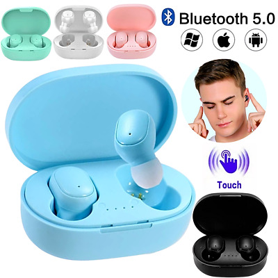 $ CDN18.99 • Buy For IPhone 11 12 Pro Max XR XS X 8 7 Plus Compatible Wireless Earphone Earbuds