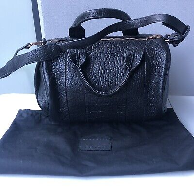 AU700 • Buy 100% Authentic Alexander Wang Rocco Bag Rose Gold Hardware