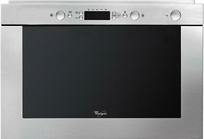 8003437391590 Whirlpool AMW 497 IX Microwave Built-in 22 L 750 W Stainless Steel • 273.68£