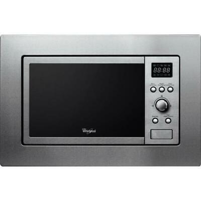 8003437211560 Whirlpool AMW 140 IX Microwave Built-in 20 L 800 W Stainless Steel • 170.73£