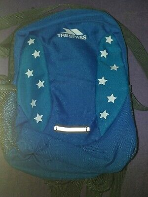 Tresspass Backpack With Reins Toddler Boy New Without Tags  • 10£