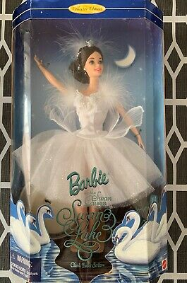 Barbie As The Swan Queen In Swan Lake Collector Edition • 45£