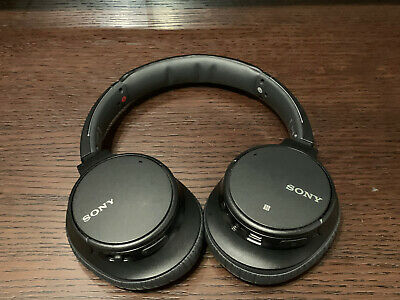Sony WH-CH700N Bluetooth NFC Noise Cancelling Headphones Black • 60£